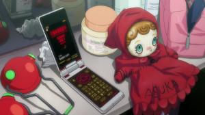 Asuka's doll... thing...